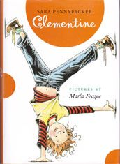 Clementine (Clementine Series by Sara Pennypacker, illustrated by Marla Frazee. Find this and other books in the series under j Series: Clementine. Clementine Book, Marla Frazee, Great Books, My Books, Mighty Girl, Read Aloud Books, Summer Reading Lists, Chapter Books, Children's Literature