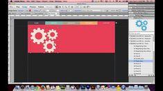NEW! Adobe Muse CC 7.0 Tutorial | Beautiful Graphic Navigation