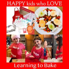 Let's be real! Our kids are bored, BUT parents are doing something about it. They are surprising their kids with baking kits. Grandparents are sending as gifts. It gets their kids excited about learning how to make meals & treats for everyone. Yes, your kitchen will be messy but that's what it's all about. Learning is fun when it's hands-on and interactive. At KidsBakingClub.com we send HAPPY mail - baking kits with recipes, baking tools, decorating supplies and more. Big bonuses for t