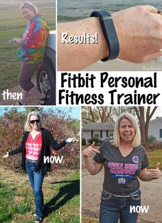 My Personal Fitness Trainer - Want to get fit and healthy like me? See how my Fitbit Fitness Tracker holds me accountable and is my Personal Fitness Trainer. You too can lose weight by walking.