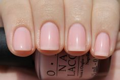 Polish of the Week - OPI You Callin' Me A Lyre?....my new favourite everyday colour!