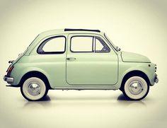 FIAT500nelmondo.it — Fiat 500 1957 #cinquecento #fia500...