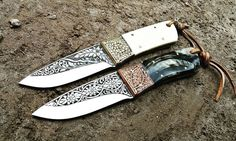 Contact: 923456889163 (Whatsapp) #knife #forging #damascus #scrimshaw #handmade #swords