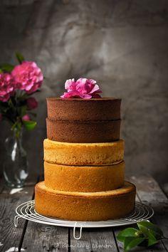 Kanela y Limón: Bizcocho base para tartas