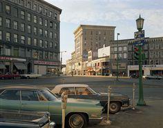 Photo Stephen Shore, Watertown, New York, July 31, 1974