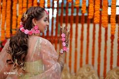 See the photo of Pulkit & Binny Wedding Indian Outfits, Wedding Planning, Jewellery, Floral, Fashion, Moda, Jewels, Fashion Styles, Schmuck