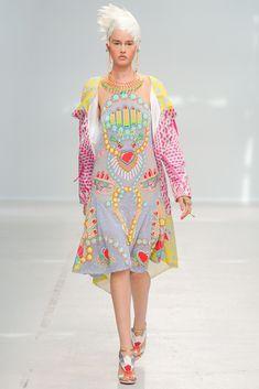 Manish Arora Spring 2014 Ready-to-Wear Collection Photos - Vogue