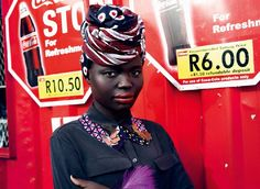 b-sama: Model: Ayor Makur Chuot Photographer: Alexa Singer Magazine: Marie Claire, South Africa. « Bindu Gallery