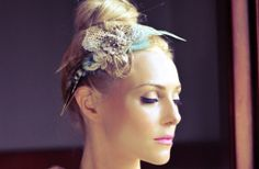 Wedding Hair Accessories Perfect for the Reception