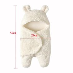 Limited Offer Infants And Children Super Soft Autumn And Winter Plush Jacket Baby Cartoon Wool Lamb Quilt Blanket Baby Quilt Swaddle Wrap, Baby Swaddle Blankets, Receiving Blankets, Baby Sleeping Blanket, Sleeping Bag, Cheap Blankets, Soft Autumn, Baby Warmer, Baby Cartoon