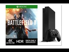 Battlefield 1 XBOX ONE X Enhancements Are Being Evaluated -  More Info C...