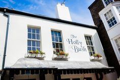 The Holly Bush. Trish has heard the Sunday lunch is amazing