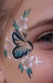 quick face painting ideas - Google Search