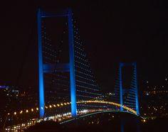 Boğaziçi Köprüsü, İstanbul