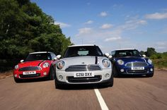 Mini Cooper Car Graphics | MINI Cooper London Debuts With Leaps And Bounds