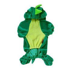 Pet Cat Long Tail Dinosaur Costumes Hoodie
