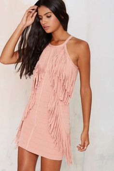 Bandit Fringe Dress - Best Sellers | Going Out | Body-Con