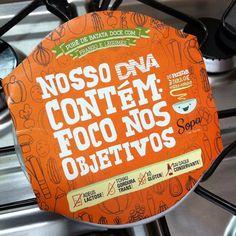 Sopa das Gurias congelada delícia que você encontra na loja DNA Empório no Barra Shopping Sul