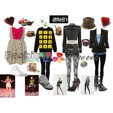 2ne1 fashion - Google Search