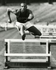 While in college, Jesse Owens set three world records and tied a fourth. And he did it all within 45 minutes. It is widely considered one of the greatest 45 minutes in sports history.