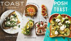 Is toast the latest food trend? 5 cookbooks for gourmet