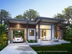 Clicks4Home : รับออกแบบบ้าน อาคาร แบบบ้านสำเร็จรูปสวยๆ โดยสถาปนิก