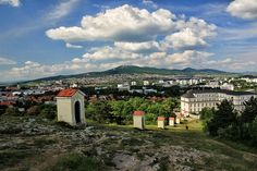 Kalvaria. Nitra, Slovakia. Bratislava, Amazing Pictures, Hungary, Dolores Park, Wanderlust, Europe, Mansions, House Styles, Travel