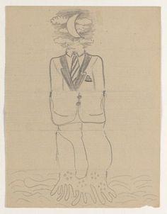 René Magritte - Louis Scutenaire - Irène Hamoir - Paul Nougé : Cadavre exquis