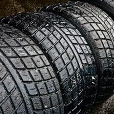 Tires are durable, flexible and resistant to all sorts of weather.