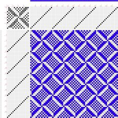 draft image: 16 zu 16, 093, Old German Pattern Book, Untitled and Unbound, 16S, 16T