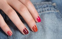 The Manicure Trend That's Going Viral on Pinterest - SELF