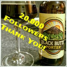 We just past 20,000 followers on Instagram. Thank you for all your support over the years. www.instagram.com/realaleguide   #CraftBeer #RealAle #Ale #Beer #BeerPorn #DeschutesBrewery #DeschutesBlackButtePorter #BlackButtePorter #BlackButte #AmericanCraftBeer #AmericanBeer #Deschutes #Instagram