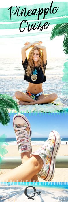 Love cute beach styles? Then you know that it's more than just a look, it's a lifestyle and a beautiful form of self-expression. Let us help you express your unique beach style and attitude! ♥ Summer 20% Discount Code: QTeeluv