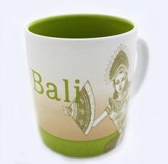 Bali Starbucks Mug