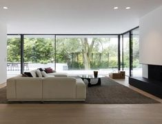 inspiration for floor to ceiling glass brings the outside in