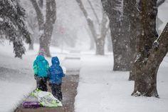 Mentre la neve di aprile si sposta dal Midwest a Nord-Est, il clima rigido si dirige nuovamente verso Sud Una tempesta di neve primaverile si sta muovendo sito dedicato alla neve meteorologia scienza natura neve e ghiaccio