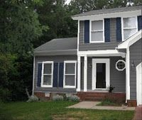 Shakes are sw 7674 peppercorn siding sw 7669 summit - Gray clouds sherwin williams exterior ...