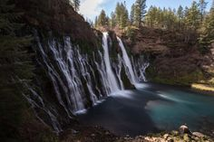 McArthur-Burney Falls is Northern California must-see.- 30 Must-Do Adventures in California