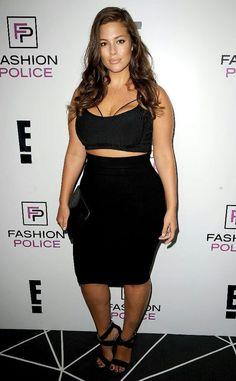 Moda Plus-size - Ashley Graham