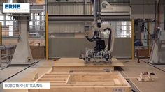 The ERNE System for Robotically Fabricated Facades  This video has been accepted to be presented at Rob Arch 2016 (www.robarch2016.org) through the Rob Arch 2016 Call for Videos.  Authors: ERNE AG Holzbau; production: unitedeverything  Company/University: ERNE AG Holzbau, Laufenburg, Switzerland  Description: With the ERNE Robot is is possible to assemble supporting structures, walls and roofs, facades and even concrete formwork up to 50 m long, 1.4 m high and 5.6 m wide. This is possible…