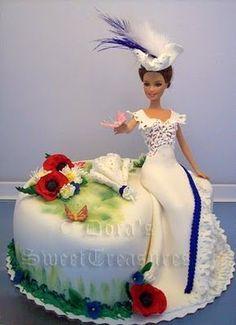ТОРТЫ С КУКЛАМИ / Doll Cake More