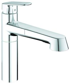 GROHE 33933002 Europlus Kitchen Tap with Extractable Pull-Out Spray GROHE http://www.amazon.co.uk/dp/B004FVGKRW/ref=cm_sw_r_pi_dp_JD6Lvb1YYYSHA
