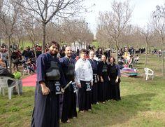 I bellissimi ragazzi del Kendo .)