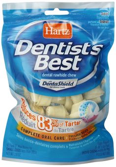 Hartz Dentist's Best 2-Inch Bone - 10-Pack *** Find out more about the great product at the image link. (This is an affiliate link and I receive a commission for the sales)