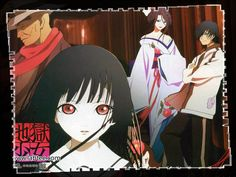 37 Best Hell Girl Images Hell Girl Manga Anime Anime Art