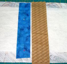Angie Quilts: Mat And Ruler Bag