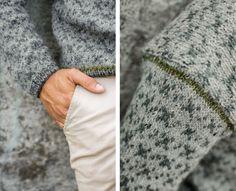Sweater Design, Knit Patterns, Floral Tie, Wool, Knitting, Sweaters, Fashion, Knitting Patterns, Moda