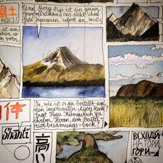chronia 150102 • mountains in the world