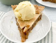 My Dessert, Pancakes, Ice Cream, American Pie, Breakfast, Ethnic Recipes, Easy, Desserts, Pumpkin Crunch