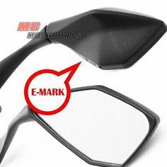 Z400 Logo M10 Mirror Extender Adaptor Fit Kawasaki Z400 2019-2020